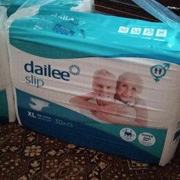 """Средства для интимной гигиены - Подгузники для взрослых """"Dailee"""" , 0"""
