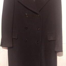 Пальто - Пальто мужское длинное не ношеное 70-х годов СССР, 0