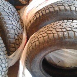 Шины, диски и комплектующие - Зимняя резина DUNLOP GRAND TREK ICE 215 65 16, 0