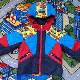 Куртки и пуховики - Демисезонная куртка на мальчика от 1,5 до 3 лет, 0