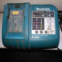 Аккумуляторы и зарядные устройства - зарядное устройство Makita dc18ra, 0