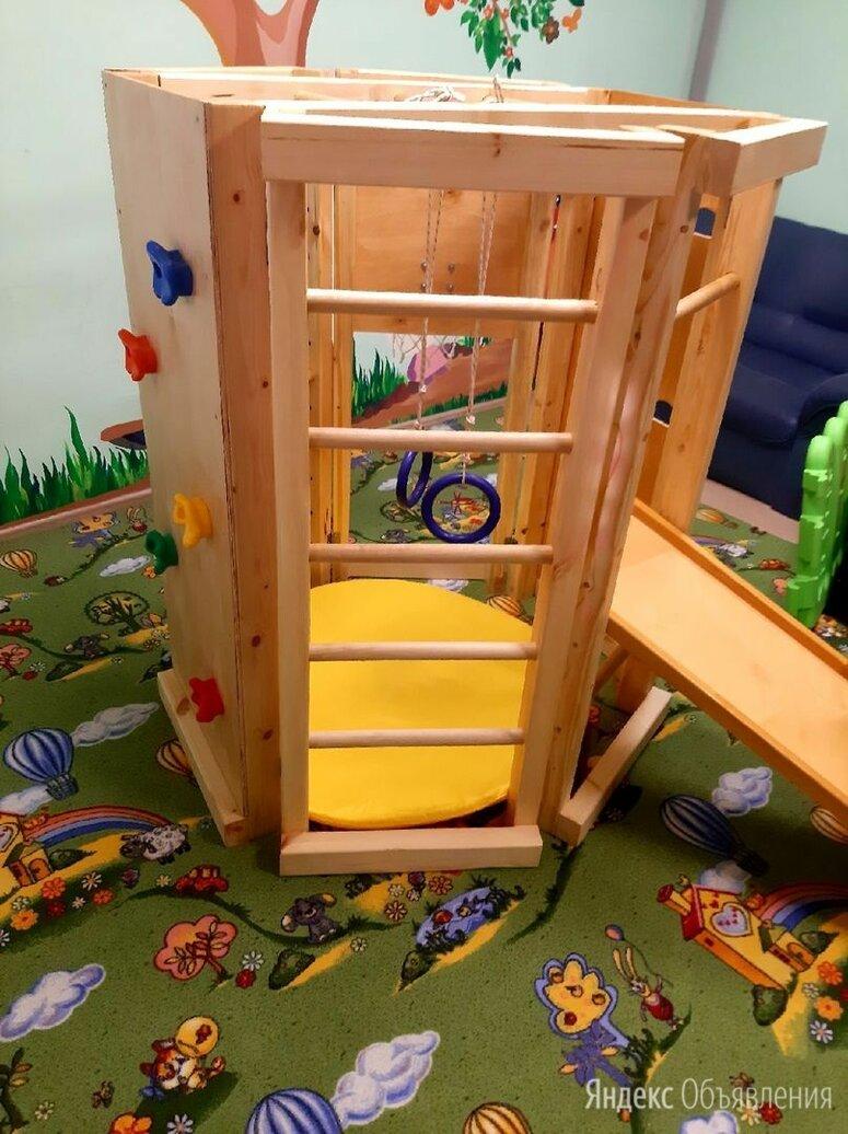 Детский спортивный комплекс- трансформер Макси и мини по цене 8000₽ - Игровые и спортивные комплексы и горки, фото 0