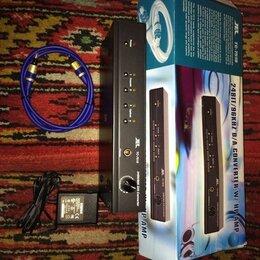 Цифро-аналоговые преобразователи - Audiophile Digital-Analog Audio Converter DAC TC-7, 0