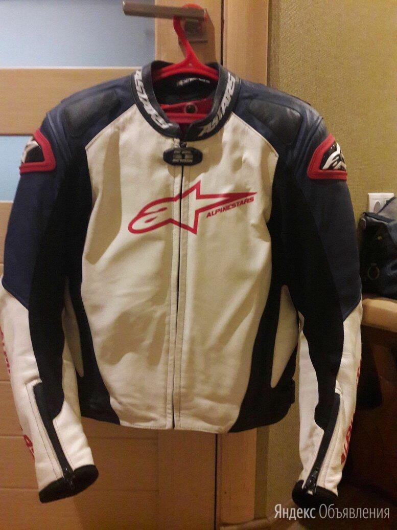 Продам мотокуртку Alpinestars по цене 18000₽ - Мотоэкипировка, фото 0