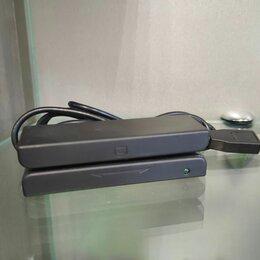 Устройства для чтения карт памяти - Ридер магнитных карт RU150 USB HID (KB), 0