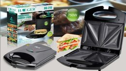 Сэндвичницы и приборы для выпечки - сендвичница-гриль, 0