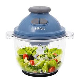 Кухонные комбайны и измельчители - Измельчитель KITFORT КТ-3013 , 0