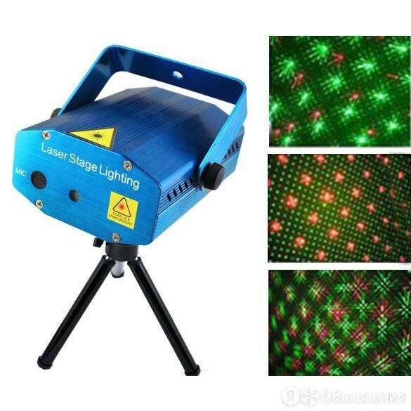 Лазерный проектор YX-09 по цене 1100₽ - Прожекторы, фото 0