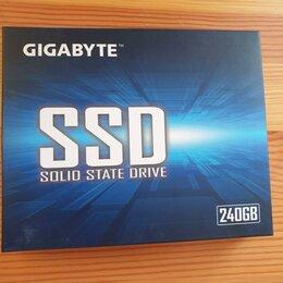 Жёсткие диски и SSD - Новый SSD 240Гб, 0