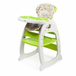 Стульчики для кормления - Детский стульчик для кормления трансформер babyton, 0