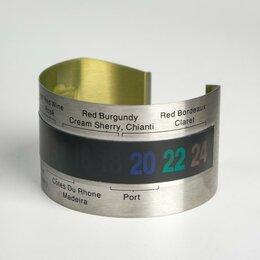 Кремы и лосьоны - Термометр браслет для вина, 0