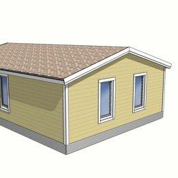 Готовые строения - Проект каркасного дома 8*12, 0