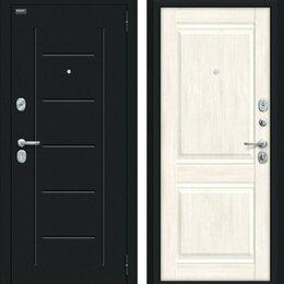 Входные двери - Входная дверь Некст Kale Букле черное Nordic Oak, 0