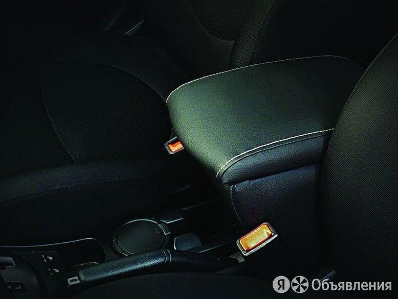 Подлокотники Carl Steelman на Honda FIT 2001-2007 по цене 2410₽ - Аксессуары для салона, фото 0