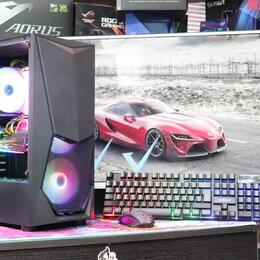 Настольные компьютеры - Для Игр Ryzen 5 3500 GTX 1660 6GB 16GB RAM SSD+HDD, 0