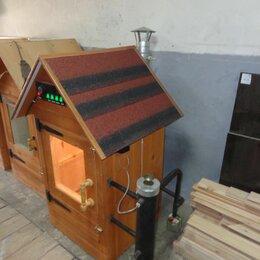 Грили, мангалы, коптильни - Декоративный домик для холодного и горячего копчения, 0
