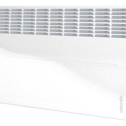Встраиваемые конвекторы и решетки - Конвектор Atlantic F19 Design 2000 Вт (461х761х114) механический термостат, з..., 0