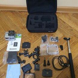 Экшн-камеры - Экшн камера sjcam sj4000 набор новая, 0
