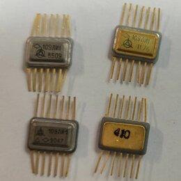 Радиодетали и электронные компоненты - Радиодетали микросхема 109ЛИ1, 0