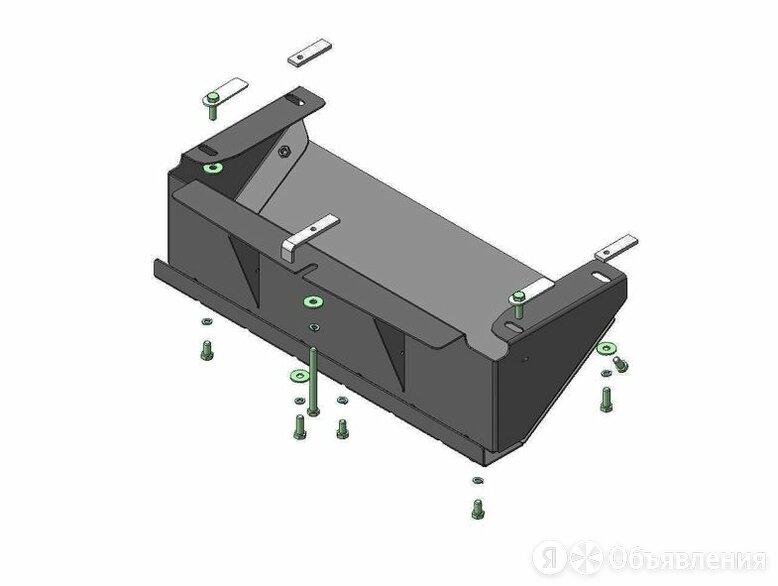 Защита Картера UAZ Patriot ( 2015-2016 ) г. арт: 1681-16506 по цене 6300₽ - Мото- и электротранспорт, фото 0