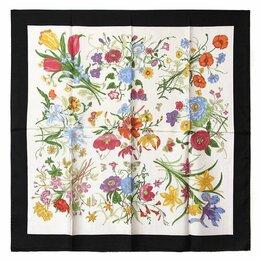 Головные уборы - Модный платок с рисунком Club Seta 30401-2, 0