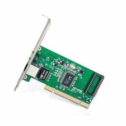 Сетевые карты и адаптеры - Сетевой контроллер Realtek RTL8169SC * 1 Гбит/c *, 0