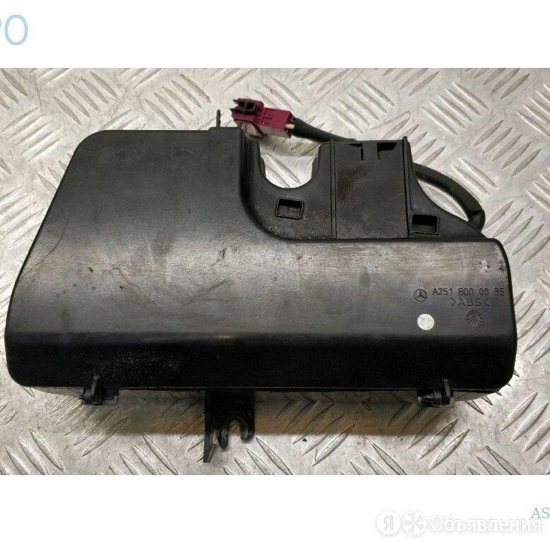 Моторчик багажника  на MERCEDES W164 по цене 8000₽ - Кузовные запчасти, фото 0
