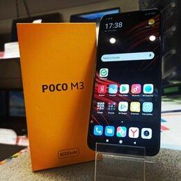 Мобильные телефоны - Телефон Poco M3 4/128gb, 0