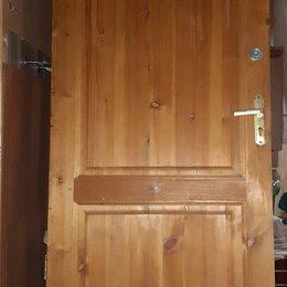 Межкомнатные двери - Дверь массив сосна 2000х800  б/у , 0