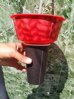 Одноразовая посуда - Пластиковые стаканчики, 0