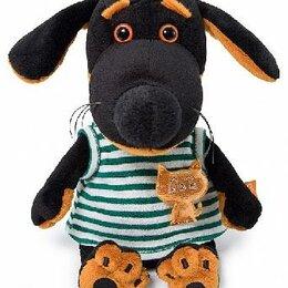 Животные - Собака Ваксон BABY в футболке с кошечкой, 0