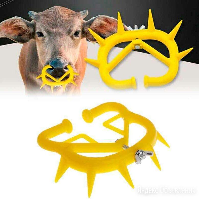 Кольцо против самовыдаивания для коров по цене 300₽ - Товары для сельскохозяйственных животных, фото 0