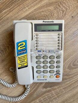Проводные телефоны - Стационарный телефон Panasonic KX-TS2365RU, 0
