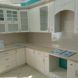 Мебель для кухни - Кухня Класика патина серебро, 0