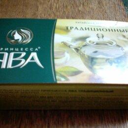 Продукты - Чай принцесса ява 14 пакетиков зеленый традиционный, 0