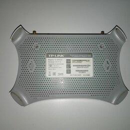 Проводные роутеры и коммутаторы - TP-link TL-MR3420, 0