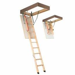 Лестницы и элементы лестниц - Чердачная лестница fakro lwk plus 600 1200 мм, 0