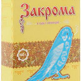 Корма - ЗАКРОМА корм для волнистых попугаев 900гр , 0