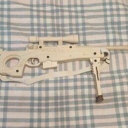Сборные модели - Деревянный макет снайперской винтовки AWP, 0