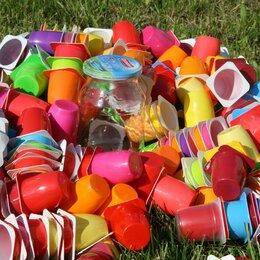 Одноразовая посуда - Вредная пластиковая посуда, 0