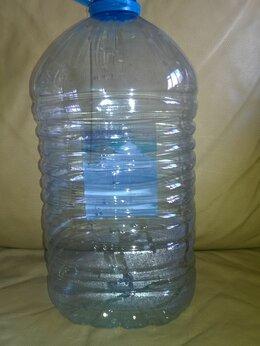 Бутылки - ЧИСТЕЙШИЕ ПЛАСТИКОВЫЕ БУТЫЛКИ 5 Л. БАНКИ, ПЭТ,…, 0