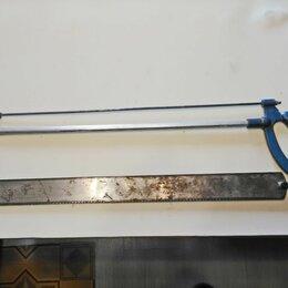 Пилы, ножовки, лобзики - Ножовка по металлу 300мм sitomo, 0