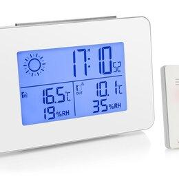 Метеостанции, термометры, барометры - Метеостанция First Austria FA-2461-6 White, 0