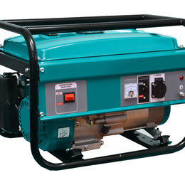 Электрогенераторы и станции - Генератор бензиновый Inotech 2.8 кВт, 0