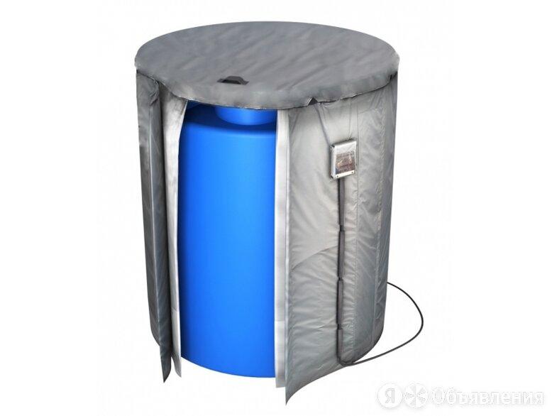 Емкость цилиндрическая ЭкоПром T 5000, с утеплением, 5000 литров по цене 116632₽ - Грузоподъемное оборудование, фото 0
