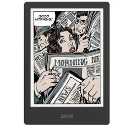 Электронные книги - Электронная книга ONYX BOOX Poke 2 Color (черная), 0