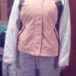 Защита и экипировка - Куртка горнолыжная TressPass оранжевая, 0