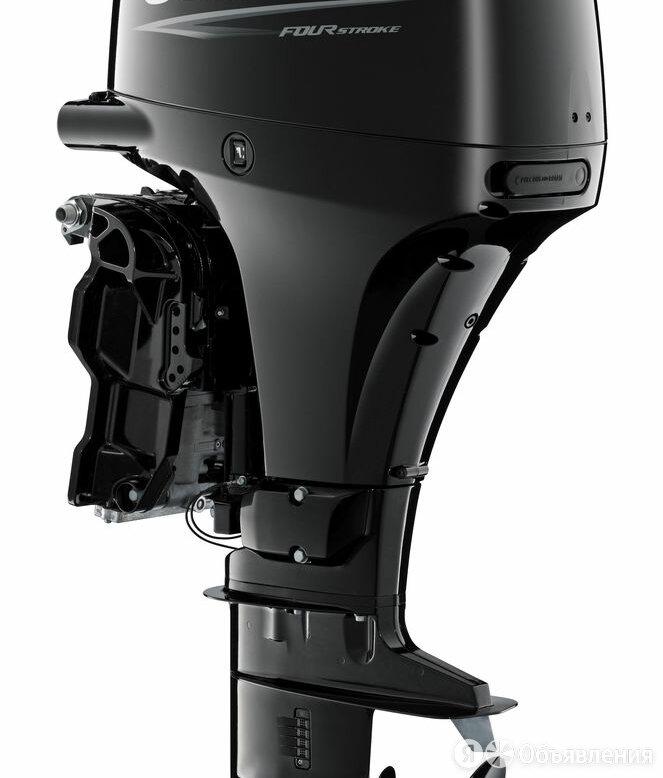 4х-тактный лодочный мотор Suzuki DF60ATS по цене 586000₽ - Двигатель и комплектующие , фото 0