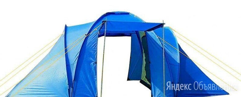 "Палатка 4-х местная ""Alpika"" Dallas 4 по цене 16650₽ - Палатки, фото 0"