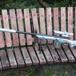 Игрушечное оружие и бластеры - Игрушечное оружие - снайперская винтовка М42, 0